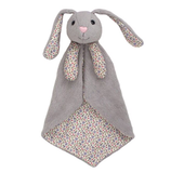 Organic Patterned Blankie – Bunny