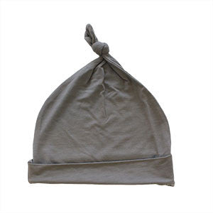 Bamboo Knotted Cap - Clay