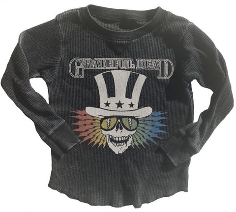 Grateful Dead Toddler Thermal Tee