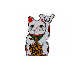 "808ALLDAY 4"" LUCKY CAT STICKER 2 PACK - 808allday"