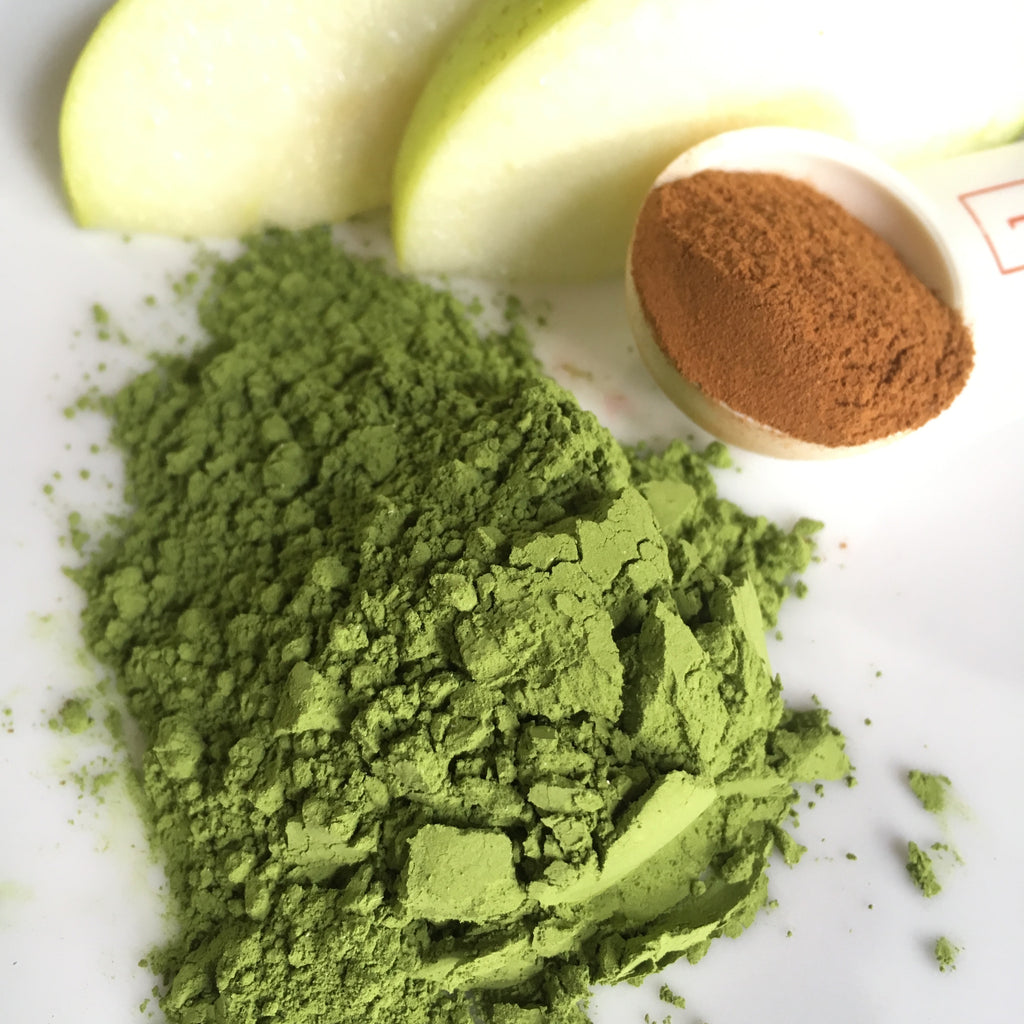 Apple Cinnamon Matcha