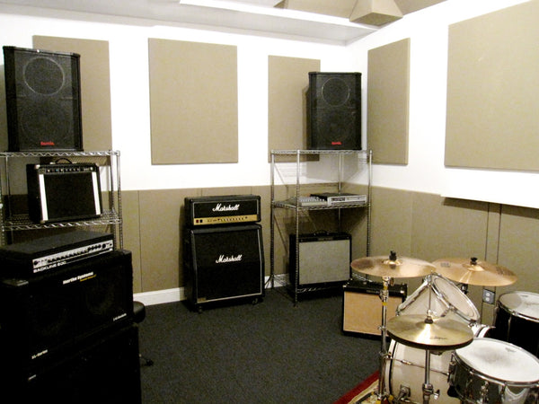 Acoustically Treating a Rehearsal Space or Practice Room – Next ...