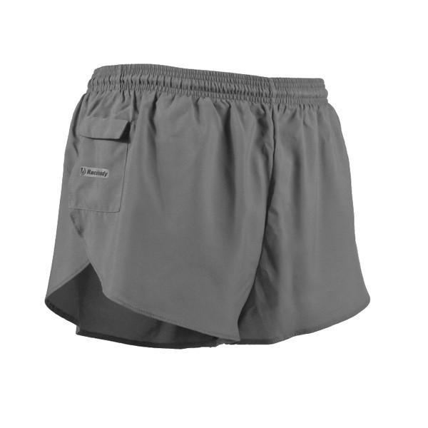 Men's LD Split-Cut Short - Charcoal