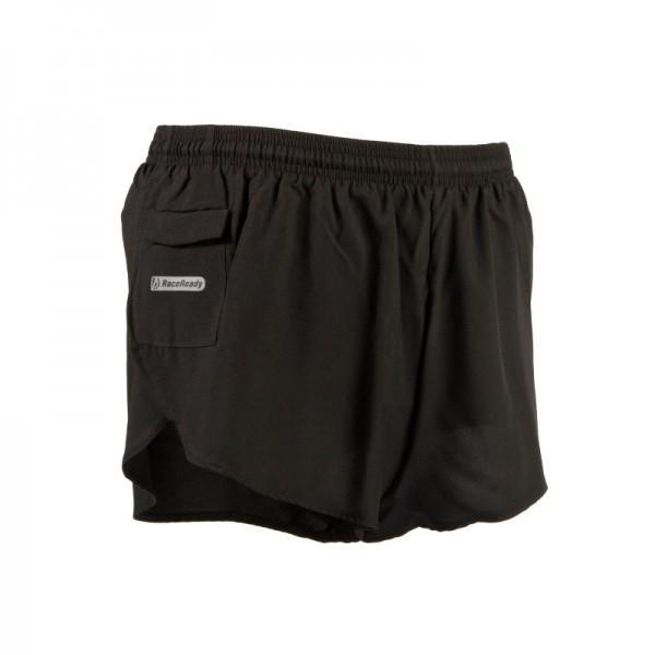 Men's Split Cut Short - BLACK