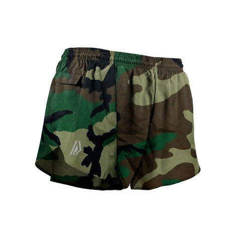 Men's Split Cut Short - camo