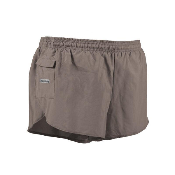 Men's Split Cut Short - Charcoal