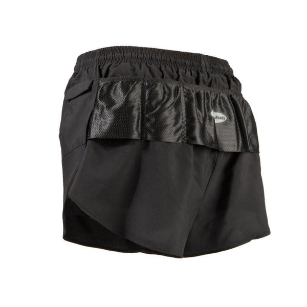 Women's LD Split Cut Short - BLACK