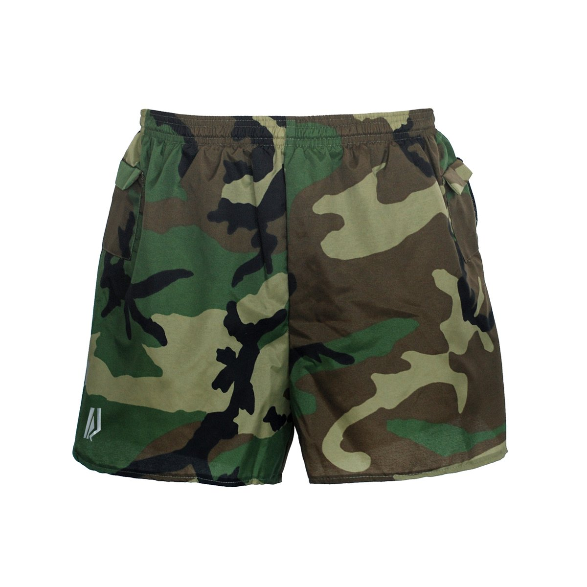 Men's LD V-Notch Short - camo