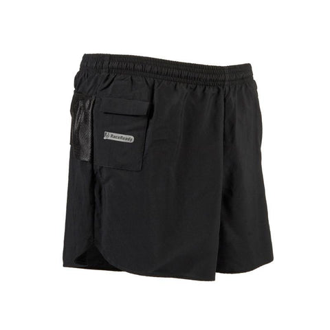 Men's LD V-Notch Short - BLACK