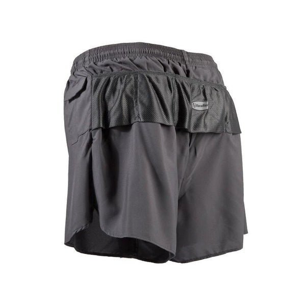 Men's LD V-Notch Short - Charcoal