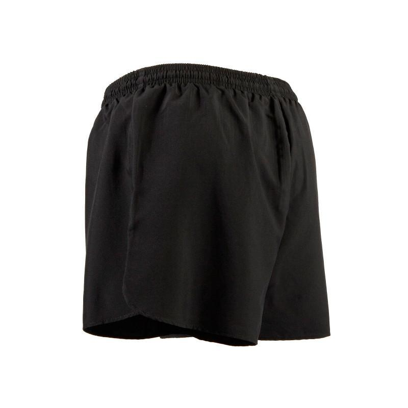 Men's V-Notch Short - BLACK