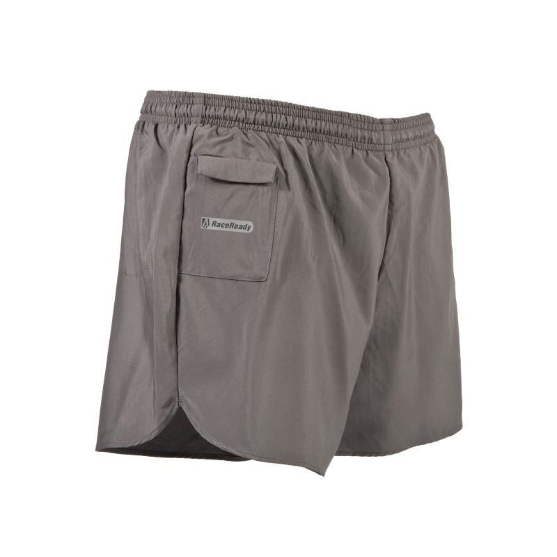 Men's V-Notch Short - Charcoal