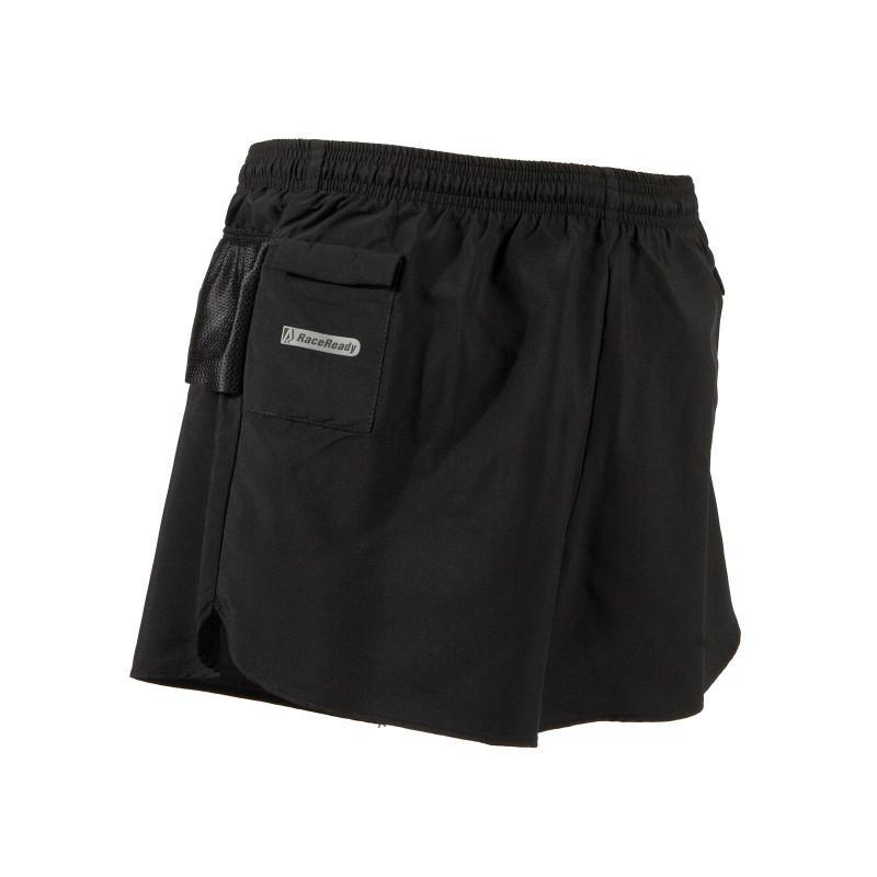 Women's LD V-Notch Short - BLACK