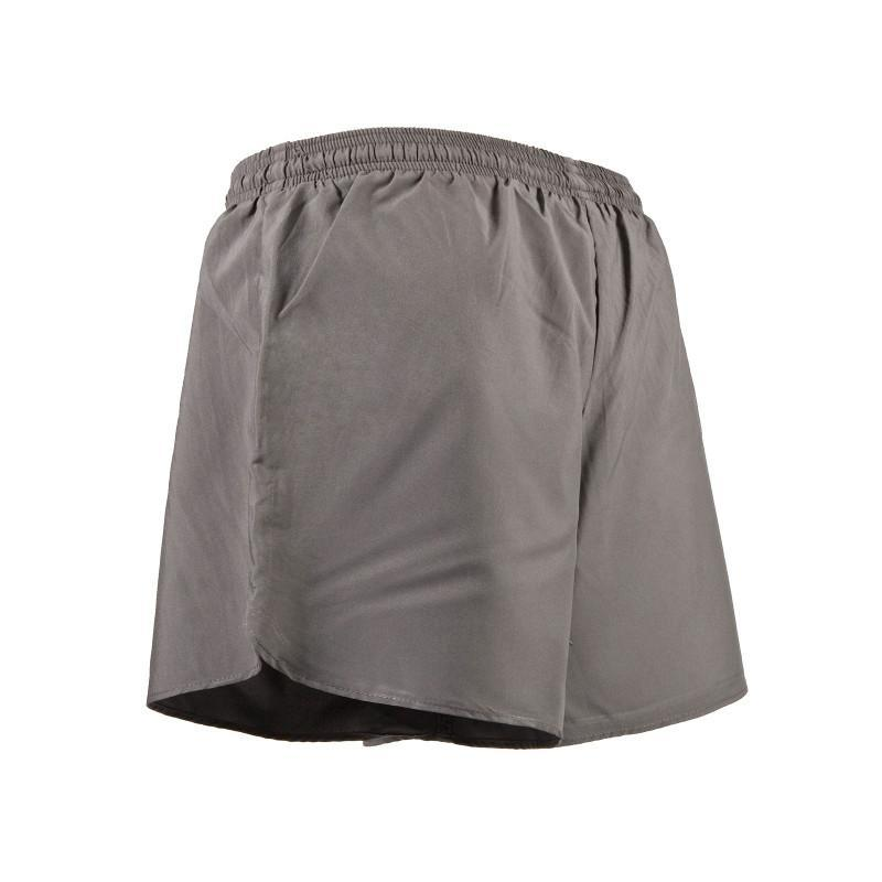 Women's V-Notch Short - Charcoal