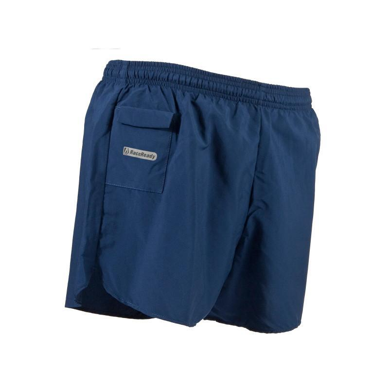 Women's V-Notch Short - Navy