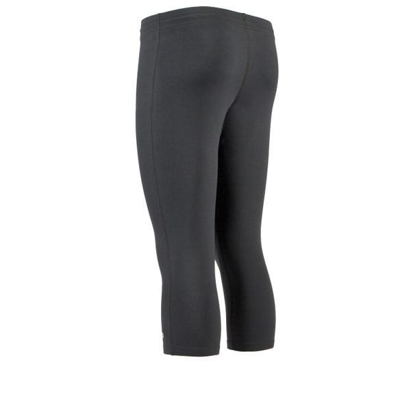 Women's Compression Capris - BLACK
