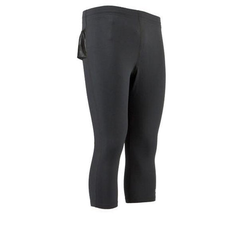 Women's LD Compression Capris - BLACK