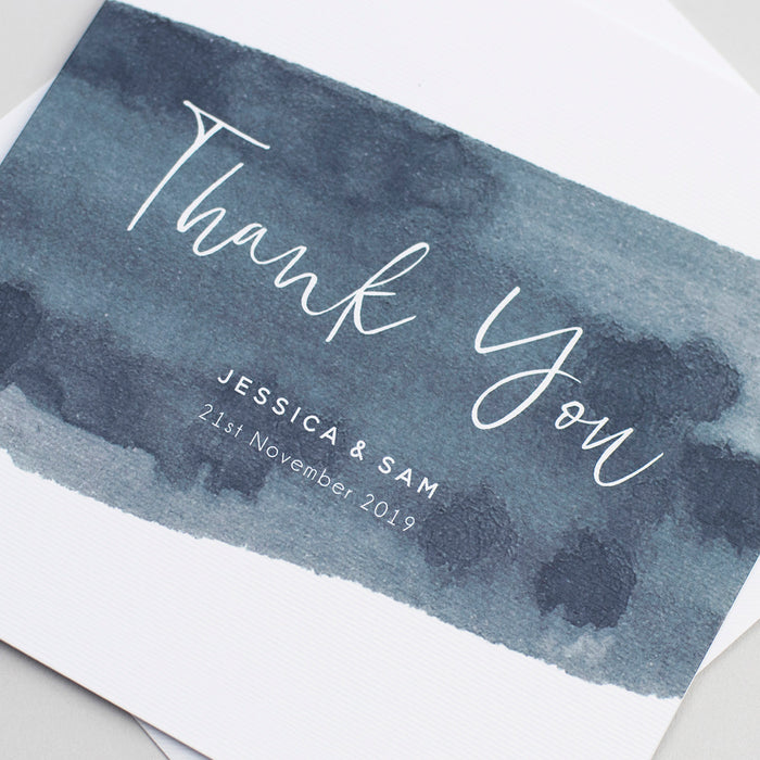 Waters Edge Thank You Cards