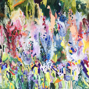FloralPoetry-Lavish-gloves-for-fox-and-fairies-Lies-Goemans-painting-flower-schilderij-floral-150x100cm-basis-square