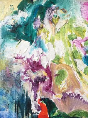 FloralPoetry-fun-of-being-colour-Lies-Goemans-painting-flower-schilderij-floral-150x100cm-detail-3