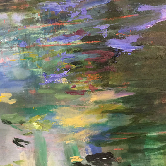 What-Lies-Beneath-13-Lies-Goemans-painting-water-schilderij-waterscape-100x100cm-detail1