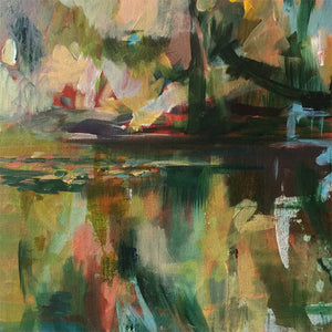 What-Lies-Beneath-16-Lies-Goemans-painting-water-schilderij-waterscape-100x100cm-detail-1