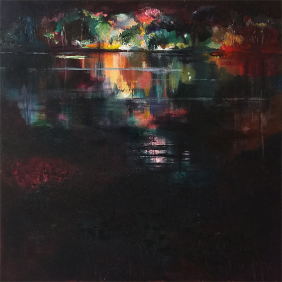 What-Lies-Beneath-19-Lies-Goemans-painting-water-schilderij-waterscape-100x100cm-basis-square