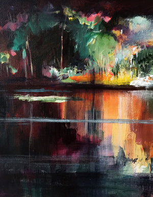What-Lies-Beneath-19-Lies-Goemans-painting-water-schilderij-waterscape-100x100cm-detail-1