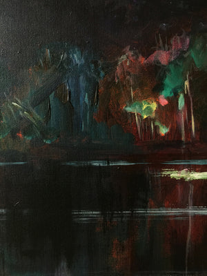 What-Lies-Beneath-19-Lies-Goemans-painting-water-schilderij-waterscape-100x100cm-detail-3