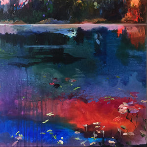 What-Lies-Beneath-21-Lies-Goemans-painting-water-schilderij-waterscape-100x100cm-basis