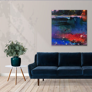 What-Lies-Beneath-21-Lies-Goemans-painting-water-schilderij-waterscape-100x100cm-interior-impression-square