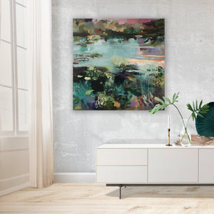 What-Lies-Beneath-23-Lies-Goemans-painting-water-schilderij-waterscape-100x100cm-interior-impression