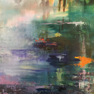 What-Lies-Beneath-26-Lies-Goemans-painting-water-schilderij-waterscape-100x100cm-detail-3