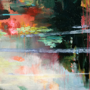 What-Lies-Beneath-27-Lies-Goemans-painting-water-schilderij-waterscape-100x100cm-detail-1