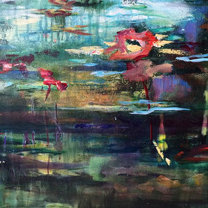 What-Lies-Beneath-30-Lies-Goemans-painting-water-schilderij-waterscape-100x100cm-detail-5
