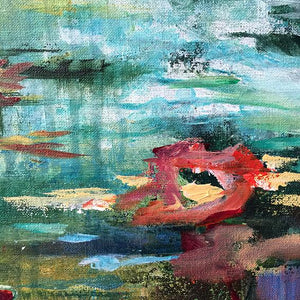 What-Lies-Beneath-30-Lies-Goemans-painting-water-schilderij-waterscape-100x100cm-detail-6