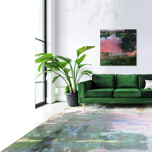 What-Lies-Beneath-33-Lies-Goemans-painting-water-schilderij-waterscape-100x100cm-interior-impression