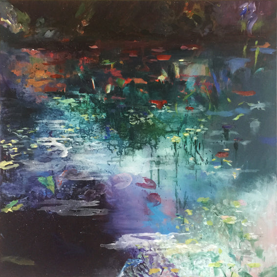 What-Lies-Beneath-7-Lies-Goemans-painting-water-schilderij-waterscape-100x100cm-basis