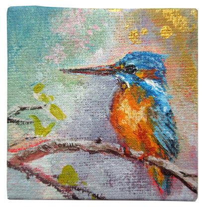 no.1089-lies-goemans-miniature-painting-kingfisher-power-birdpainting