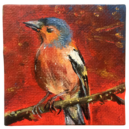 no.1110-lies-goemans-miniature-painting-common-staffinch