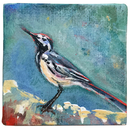 no.1111-lies-goemans-miniature-painting-white-wagtail