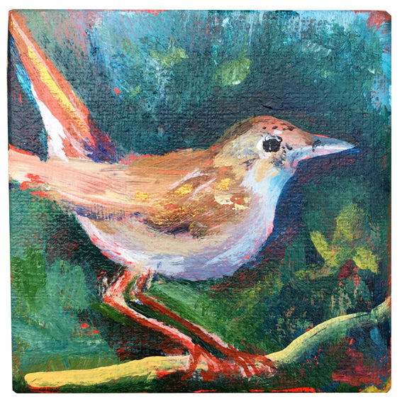 no.1116-lies-goemans-miniature-painting-young-nightingale