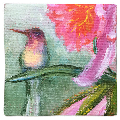 lies-goemans-miniature-painting-bird-super-romantic-no.781
