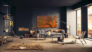 series-Early-Bloom-Tree-Of-Life-Lies-Goemans-painting-floral-schilderij-200x120cm-interior-impression