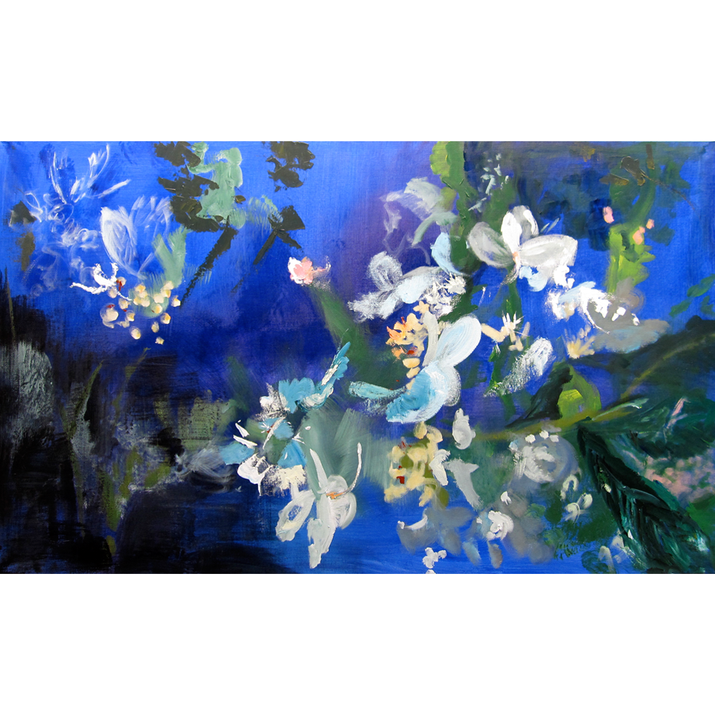 series-Early-Bloom-Japanese-snowball-Lies-Goemans-painting-floral-schilderij-120x200cm-basis