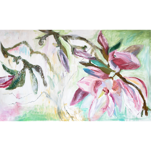 series-Early-Bloom-Full-Bloom-Lies-Goemans-painting-floral-schilderij-120x200cm-liggend