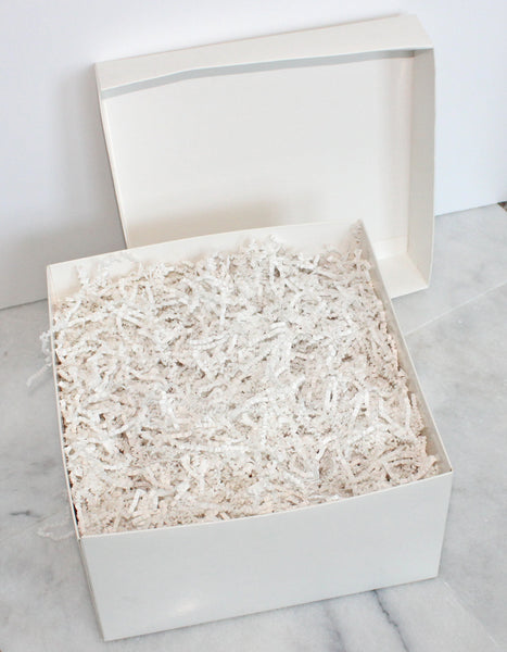 Box - Large - White