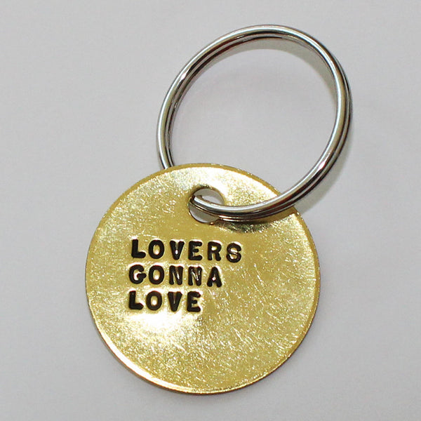 Key Chain - LOVERS GONNA LOVE