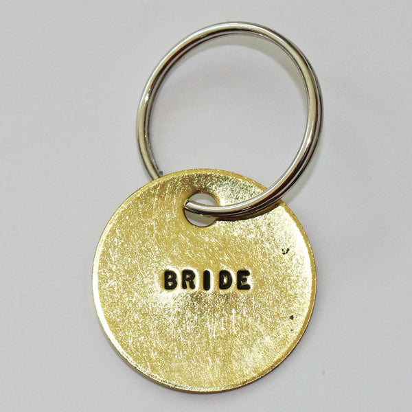 Key Chain - BRIDE