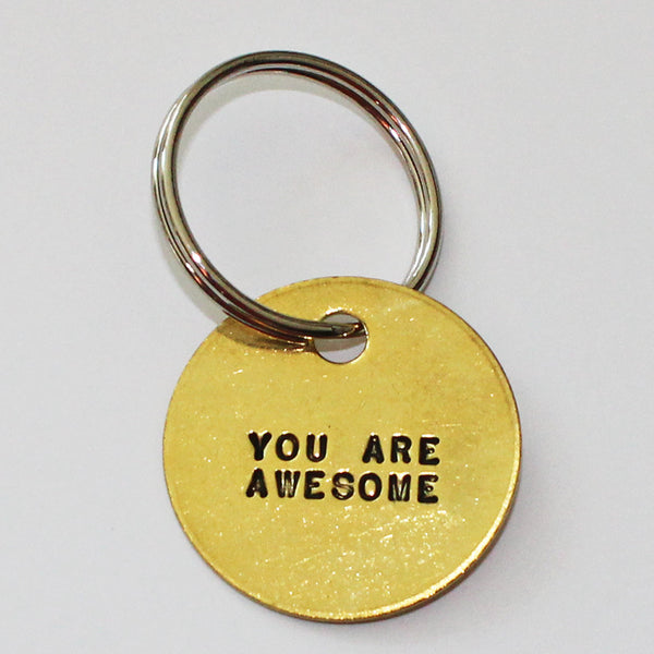Key Chain - YOU ARE AWESOME